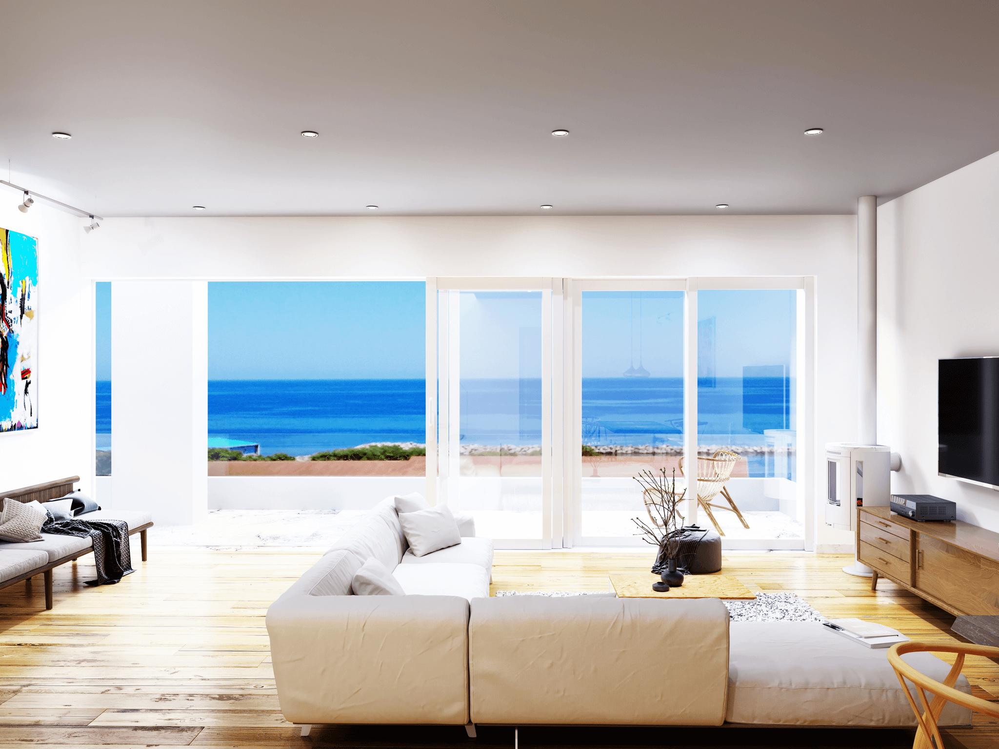 Apartments Nea Chora Chania Batakis Architects