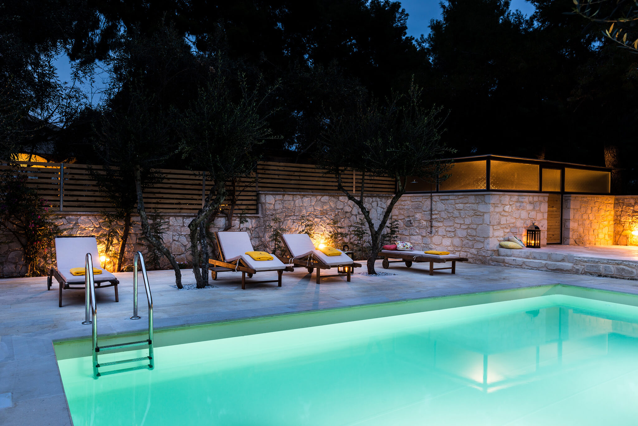 Touristic Residence Agios Matthaios Batakis Architects