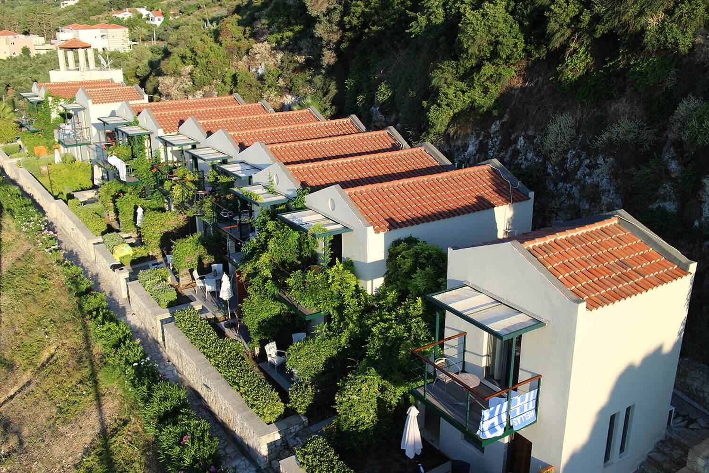 Touristic Residences Platanias Batakis Architects