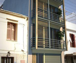 Touristic Apartments Chania Batakis Architects