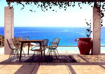Touristic Residences Kalathas Batakis Architects
